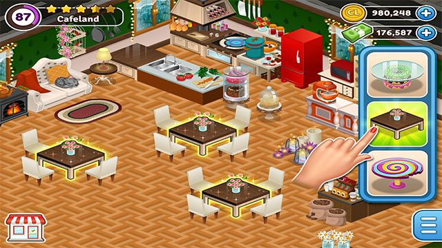 Download Cafeland - World Kitchen Mod Apk latest version for Android