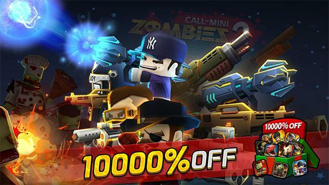 Download Call of Mini™ Zombies 2 Mod Apk latest version for Android