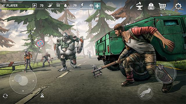 Download Dark Days: Zombie Survival Mod Apk latest version for Android