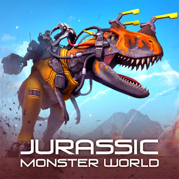 Download Jurassic Monster World Mod Apk latest version for Android