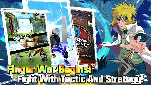 Download Konoha Ultimate Storm Mod Apk for Android