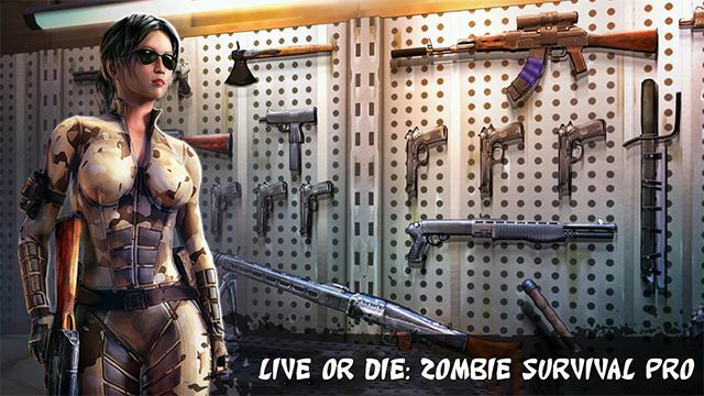 Download Live or die: Survival Pro Mod Apk for Android