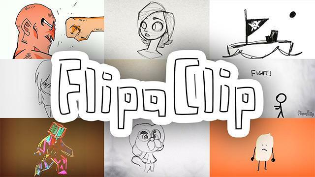 Download FlipaClip Premium Apk Mod for Android