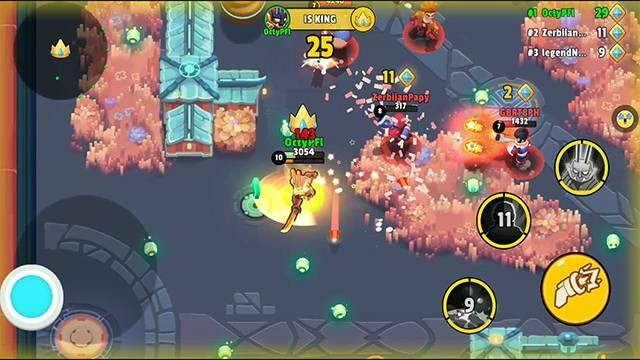 Download Heroes Strike Mod Apk for Android