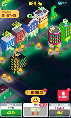 Download Idle Light City Mod Apk for Android