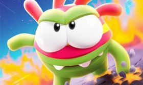 Download Om Nom: Run Mod Apk for Android