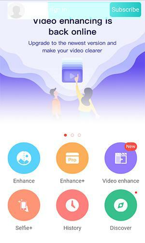 Download Remini - photo enhancer Pro Apk Mod for Android