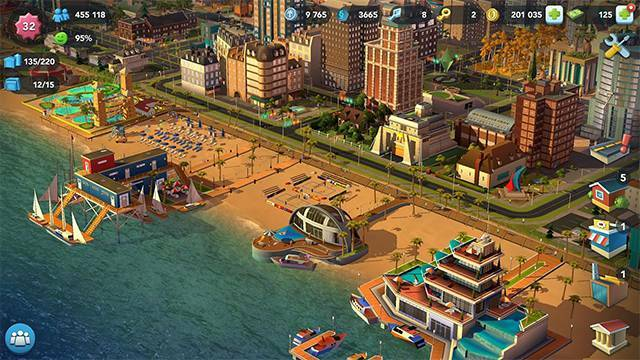 Download SimCity BuildIt Mod Apk latest version for Android