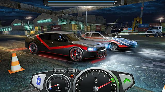 Download Top Speed Drag & Fast Racing Mod Apk for Android