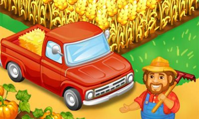 Download Farm Town Mod Apk for Android