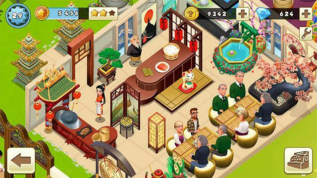 Download World Chef Mod Apk for Android