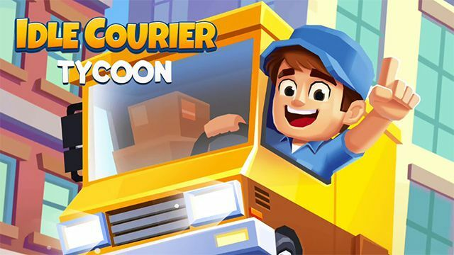 Download Idle Courier Tycoon MOD APK for Android