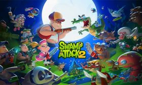 Download Swamp Attack 2 MOD APK for Android