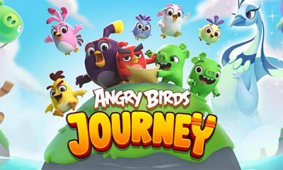 Download Angry Birds Journey MOD APK for Android